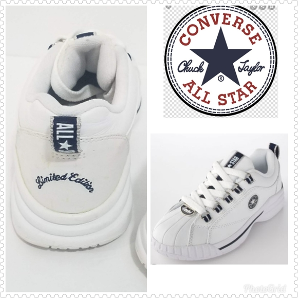 Converse Other - CONVERSE Cynch Chuck Taylor LTD.Edition white/navy